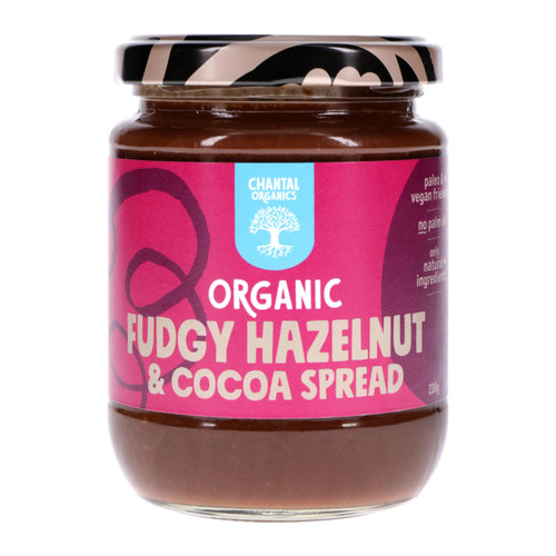 Fudgy Hazelnut & Cocoa Spread