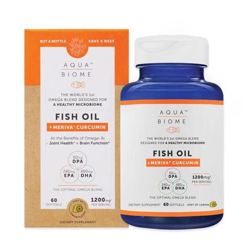 Fish Oil & Meriva Curcumin