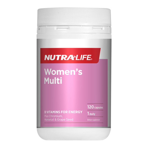 Women's Multi - New Formulation