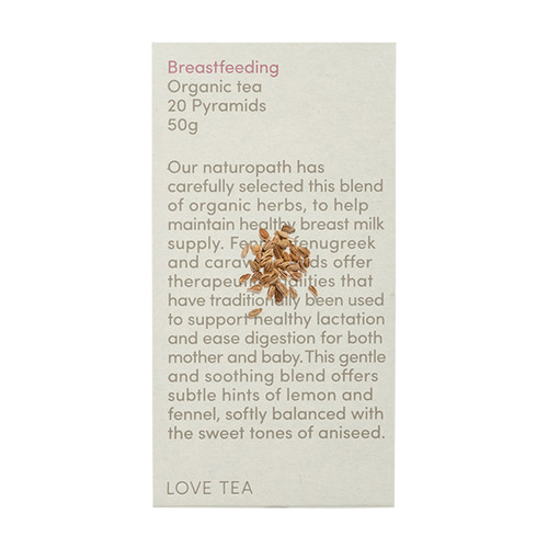 Breastfeeding Organic Tea