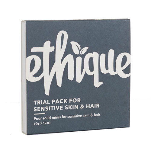 Trial Pack For Sensitive Skin & Hair