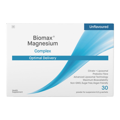 Biomax Magnesium Advanced Liposomal Unflavoured