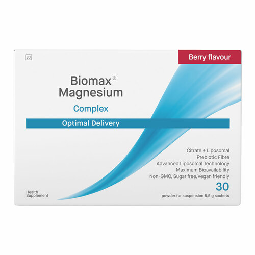 Biomax Magnesium Advanced Liposomal Berry