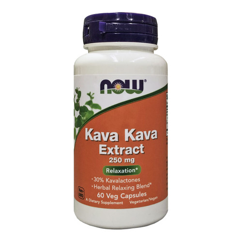 Kava Kava Extract 250mg 30%
