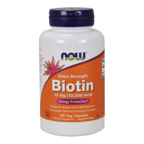 Biotin Extra Strength 10mg