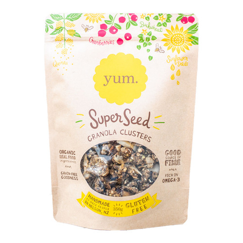 Superseed Granola Clusters