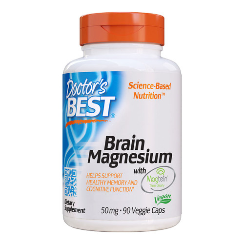 Brain Magnesium with Magtein