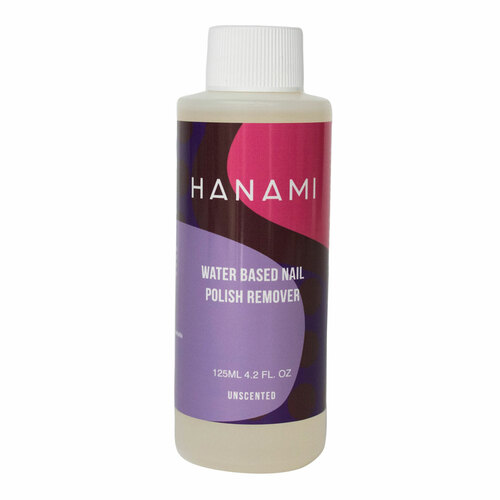 Water Based Nail Polish Remover - Unscented