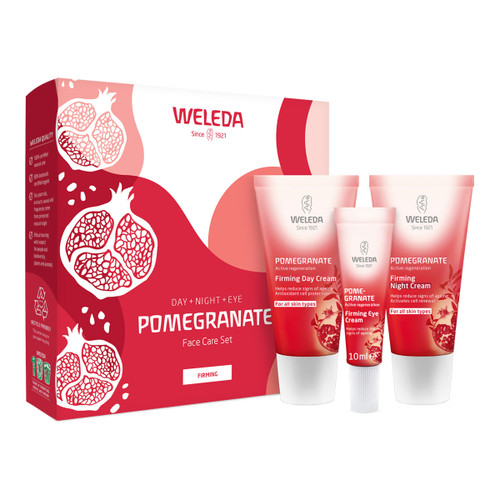 Pomegranate Firming Face Care Set