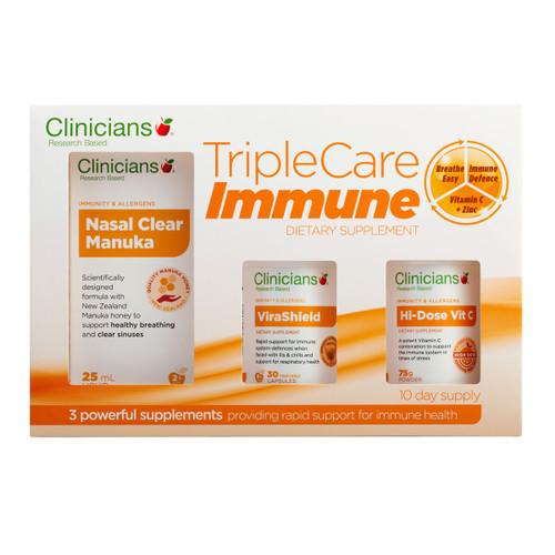 Triple Care Immune Pack