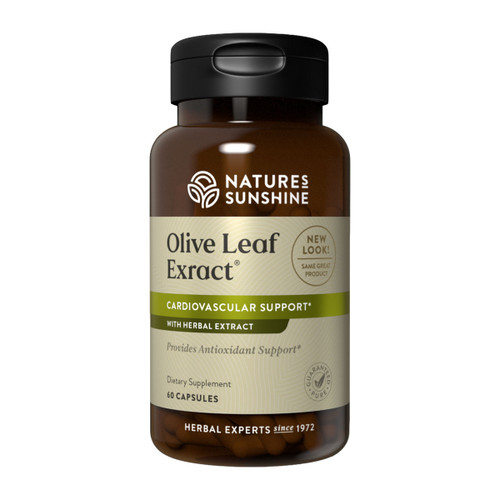 Olive Leaf Cardiovascular Support