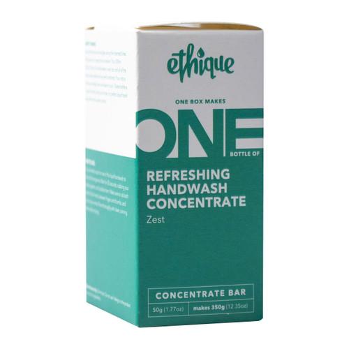 Refreshing Handwash Concentrate – Zest
