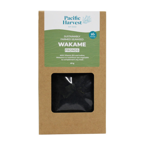 Wakame Fronds - Farmed