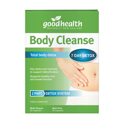 Body Cleanse - Twin Pack