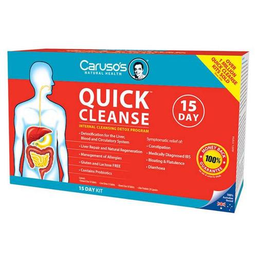 Quick Cleanse Detox Program