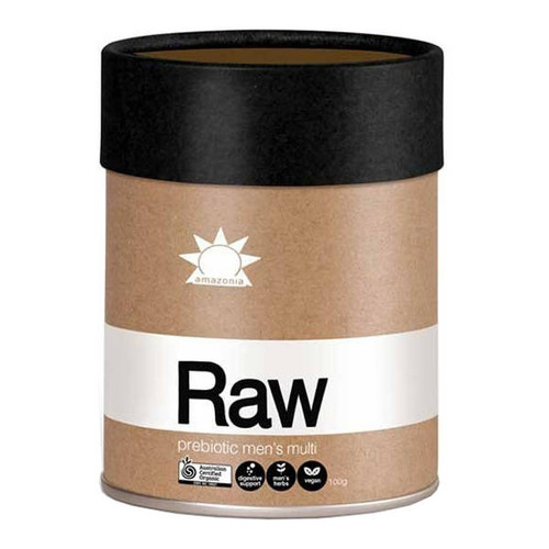 Raw Prebiotic Mens Multi