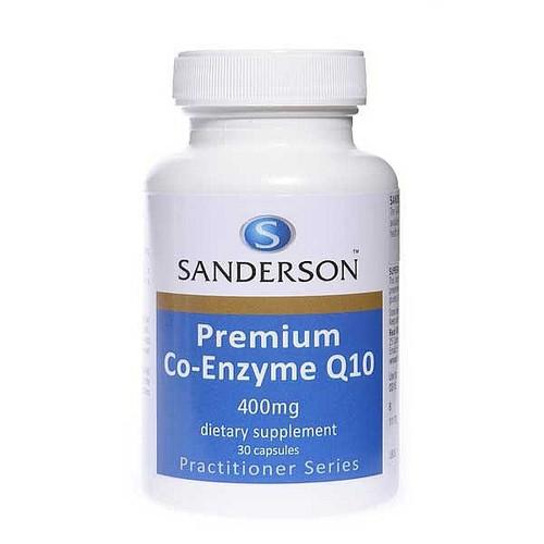 Premium Co-Enzyme Q10 400mg