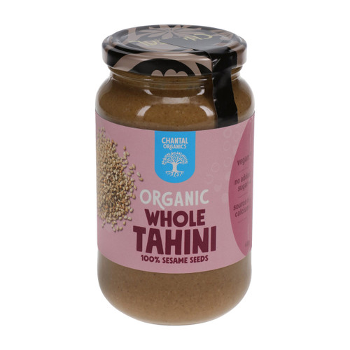 Organic Tahini Whole Sesame Seeds