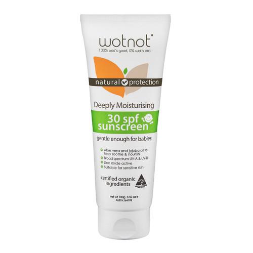 Natural Baby Sunscreen SPF 30+