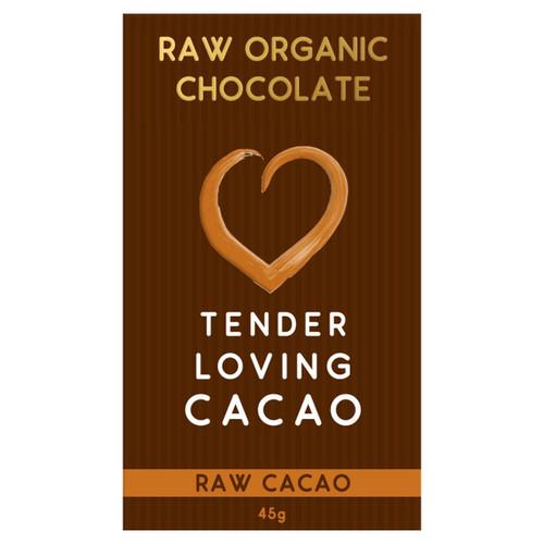 Raw Organic Chocolate - Raw Cacao