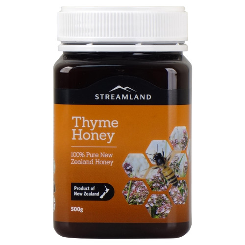 New Zealand Thyme Honey