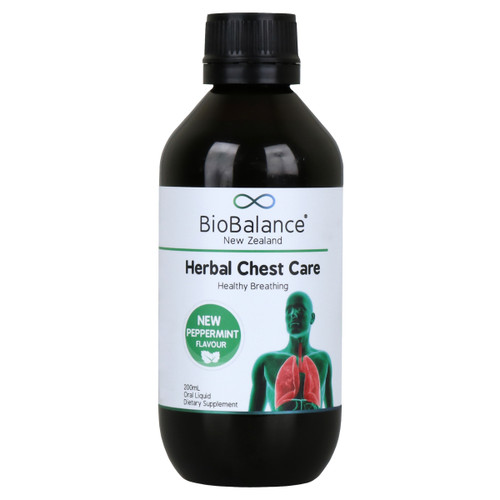 Herbal Chest Care - Peppermint