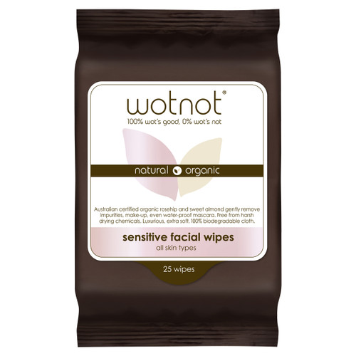 Biodegradable Facial Wipes