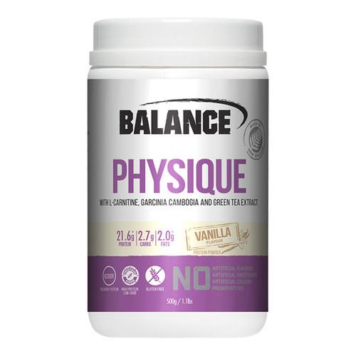Physique - Vanilla Protein Powder