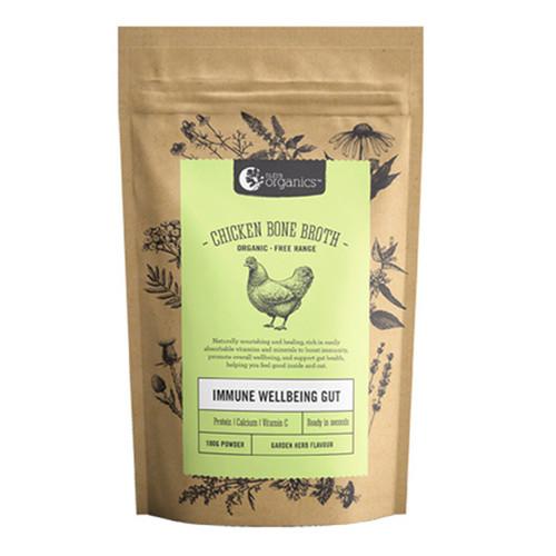 Chicken Bone Broth - Garden Herb