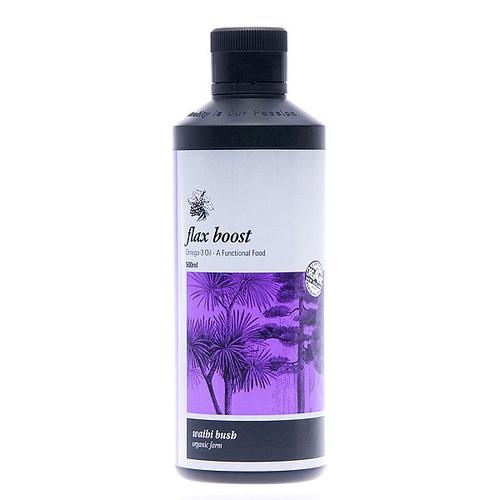 Organic Flax Boost Liquid