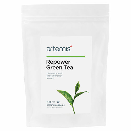 Repower Green Tea