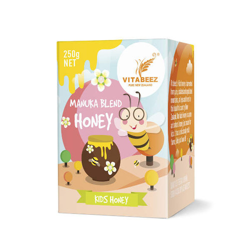 Kids Manuka Blend Honey