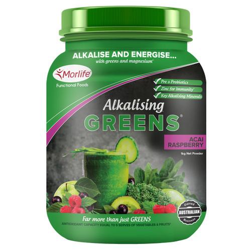Alkalising Greens Acai & Raspberry