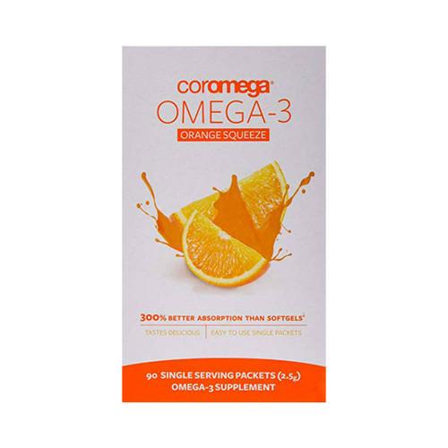 Omega-3 Orange Squeeze