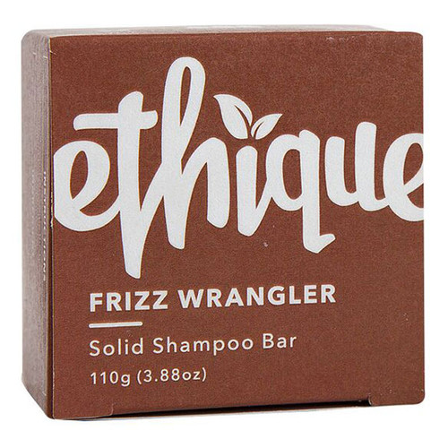 Frizz Wrangler - Solid Shampoo Bar