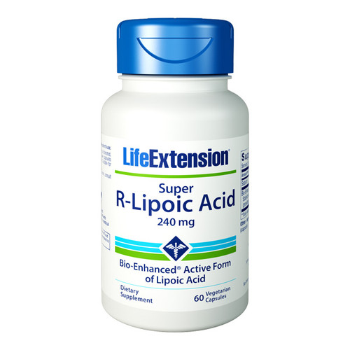 Super R-Lipoic Acid 240mg