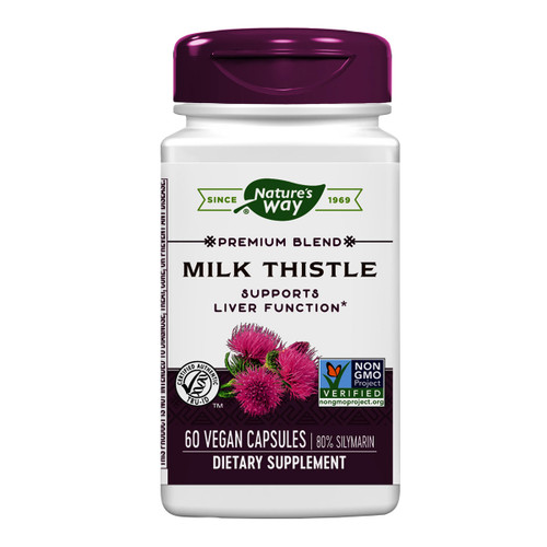 Milk Thistle - Standardized