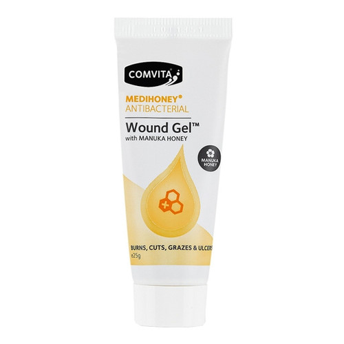 Antibacterial Wound Gel