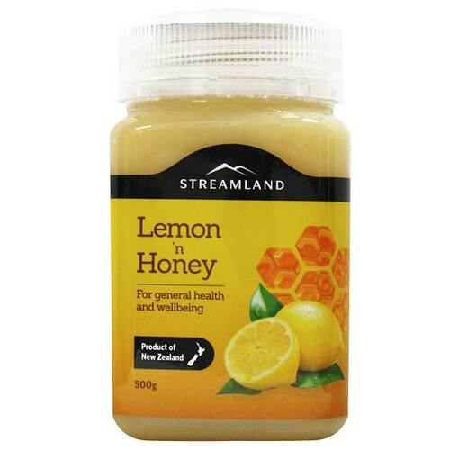 Lemon Honey