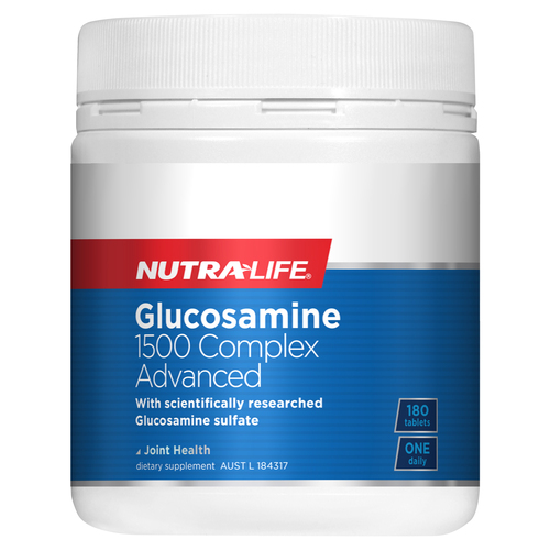 Glucosamine 1500 Complex Advanced