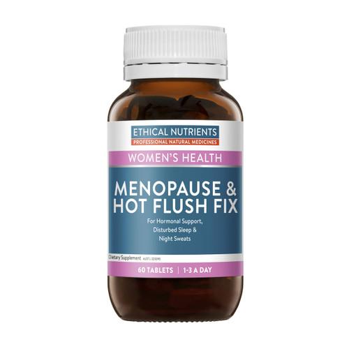 Menopause & Hot Flush Fix