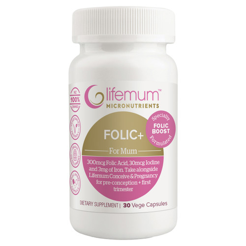 Folic + For Mum