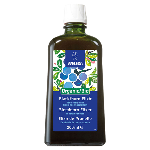 Organic Blackthorn Elixir