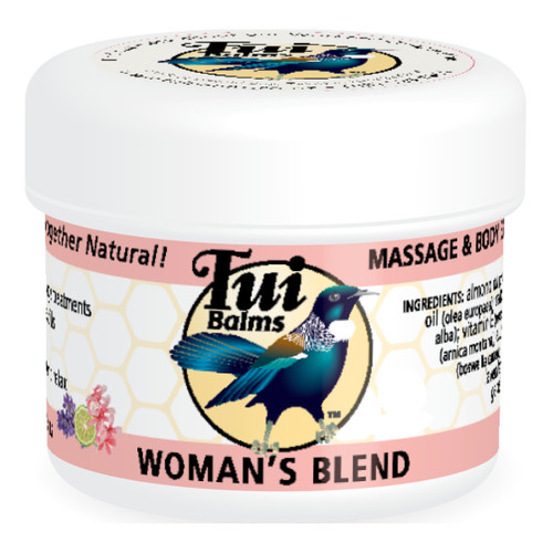 Massage & Body Balm - Woman's Blend