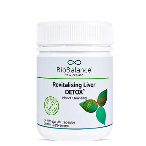 Revitalising Liver Detox