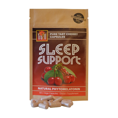 Sleep Support Tart Cherry Skins