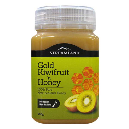 Gold Kiwifruit 'n Honey