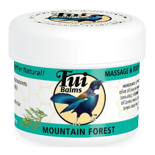 Massage & Body Balm - Mountain Forest