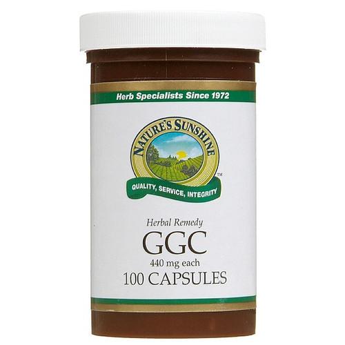 GGC - Ginseng, Gotu Kola, Capsicum
