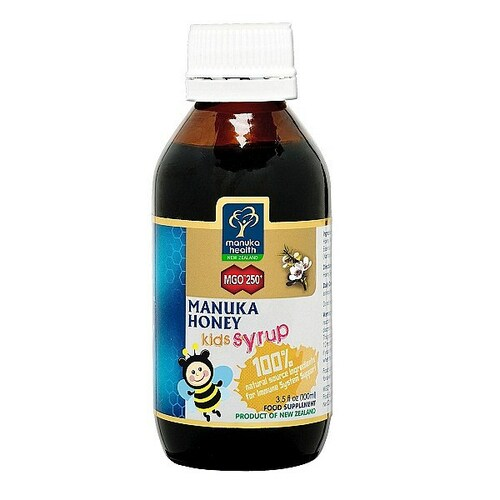MGO250 Manuka Honey Kids Syrup